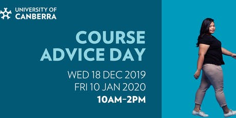 University of Canberra Course Advice Day tickets