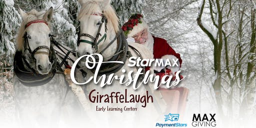 SOLD OUT: First Friday | StarMax Christmas: Featuring GiraffeLaugh