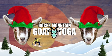 Elf Yoga - December 14th (RMGY Studio) tickets