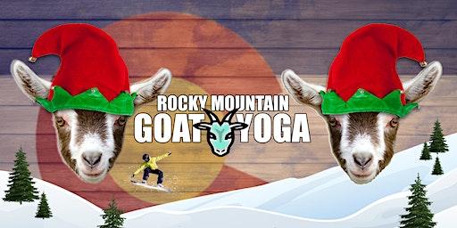 Elf Yoga - December 14th (RMGY Studio)