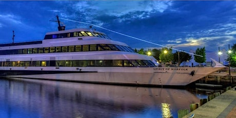Spirit of Norfolk Holiday R & B Moonlight Cruise & Transportation tickets
