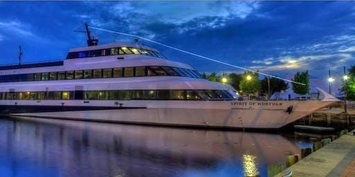 Spirit of Norfolk Holiday R & B Moonlight Cruise & Transportation