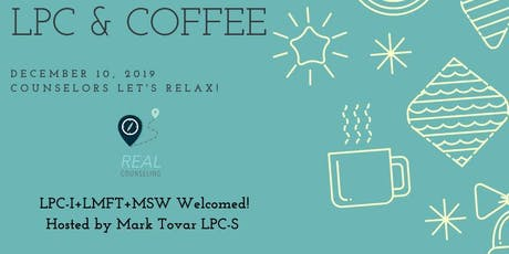 LPC & Coffee Holiday Hour tickets