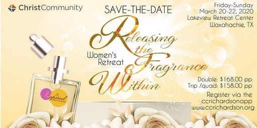 Releasing the Fragrance Women's Retreat