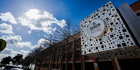 Deakin architecture gold lecture series tickets