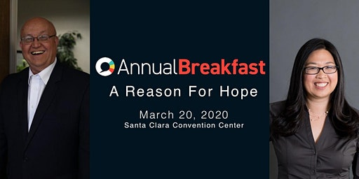 Connect Silicon Valley Annual Breakfast 2020 | Mark Whitacre & Holly Liu