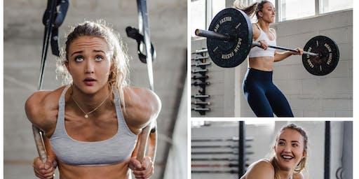CrossFit Propolis x lululemon - CrossFit for Beginners
