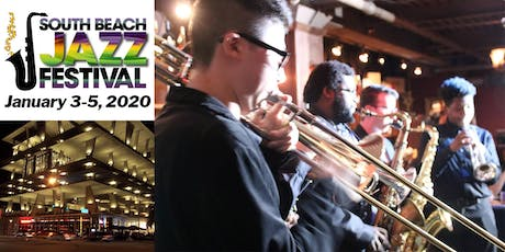 "Nicole Yarling's ""Jazz for Tomorrow"" Student Stage tickets"