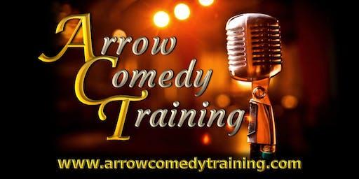 Arrow Comedy Training - Comic Show Debrief