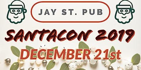 Jay St. Pub - Santa Con tickets
