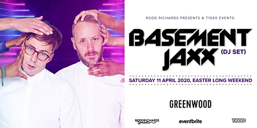 Basement Jaxx (DJ Set) Sydney