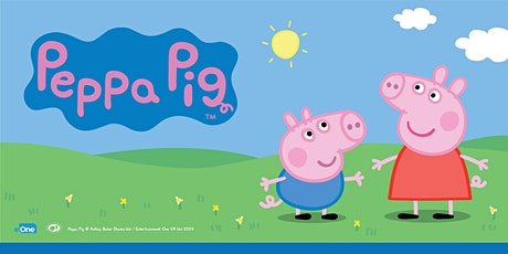 PEPPA PIG LIVE ON STAGE tickets