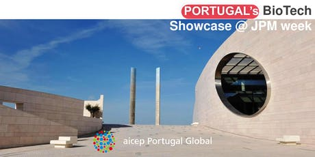 Portugal's BioTech Showcase @ JPM week tickets