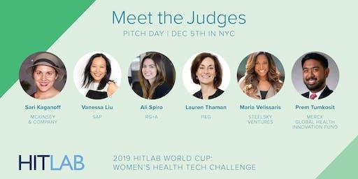 2019 HITLAB World Cup: Women's Health Tech Challenge