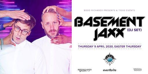 Basement Jaxx (DJ Set) Melbourne
