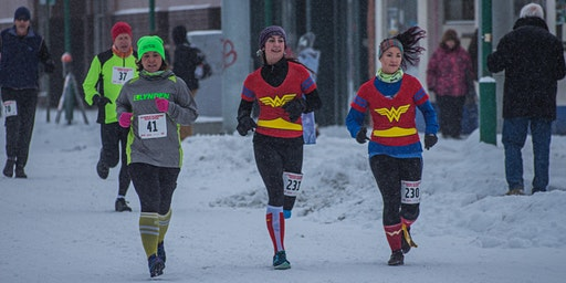 2020 Frostbite Footrace and Costume Fun Run