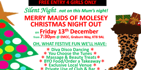 Molesey Mums' Christmas Night Out tickets
