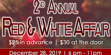 RED & WHITE AFFAIR: NR-WP Kappas & The Rockland Deltas Holiday Celebration tickets