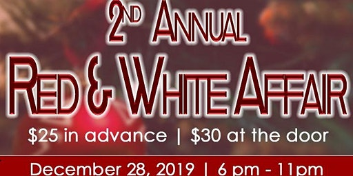 RED & WHITE AFFAIR: NR-WP Kappas & The Rockland Deltas Holiday Celebration