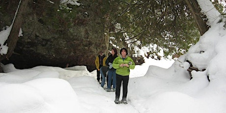 Snowshoe or Winter Hike at Dyer's Creek tickets
