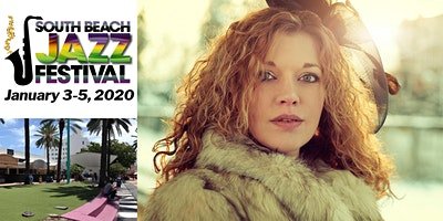 The South Beach Jazz Festival presents The Euclid Oval Stage on Lincoln Rd
