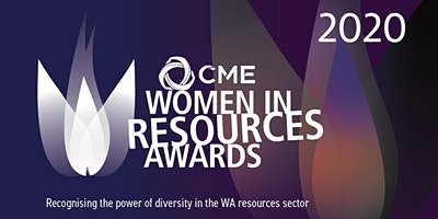 2020 CME Women in Resources Awards Presentation Dinner
