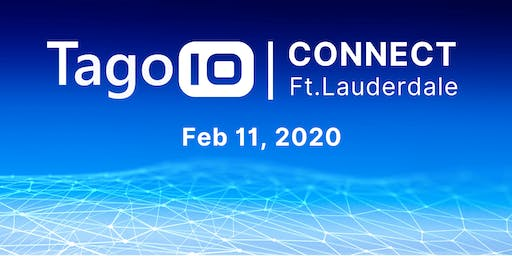 TagoIO Connect - IoT Evolution 2020