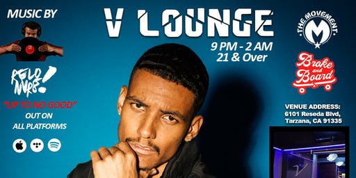 Friday The 13th @V Lounge  Kennedy Ward & DJ Relo