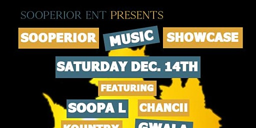 Sooperior Music Showcase