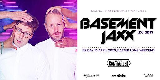 Basement Jaxx (DJ Set) Adelaide