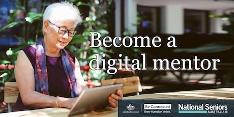 Digital Mentor Training - Brisbane tickets