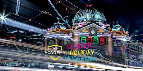 Melbourne Night Lights I School Holiday Program (12 - 18yrs) I Melbourne tickets