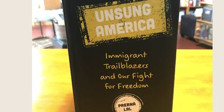 UnSung America Author Talk with Prerna Lal tickets