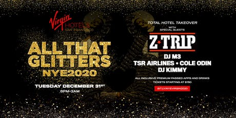 All That Glitters  | New Years Eve Party at Virgin Hotels San Francisco tickets