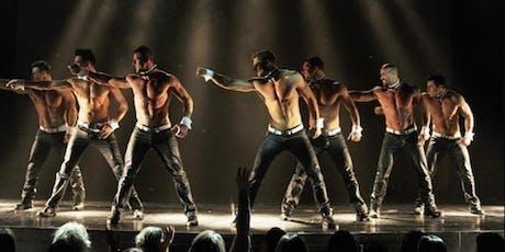 Ladies night show durbins tickets