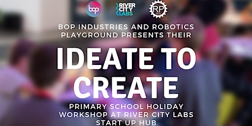 Ideate to Create Primary Program - 2 Days