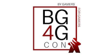 BG4G Con tickets