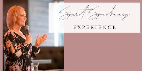 Spirit Speakeasy Experience tickets