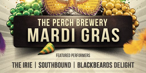 6th Annual Perch Brewery Mardi Gras Party
