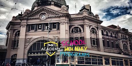 Melbourne Photo Walk I School Holiday Program (12 - 18yrs) I Melbourne tickets