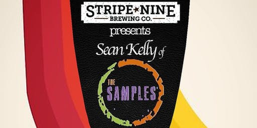 Sean Kelly of The Samples LIVE