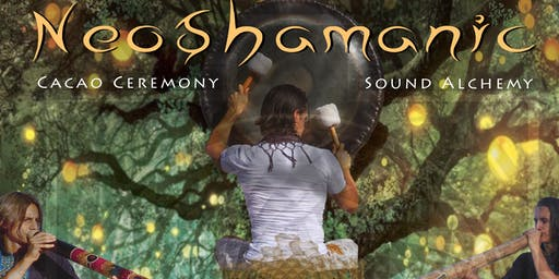 Sacred Cacao & Sound Alchemy Ceremony with CrossFam@InfiniteMa Temple
