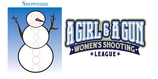 Girls Night Out On The Range- SNOWMAN SHOOT