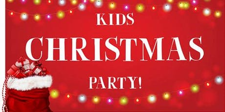 Kids Christmas Party  - Kids Cooking Class tickets