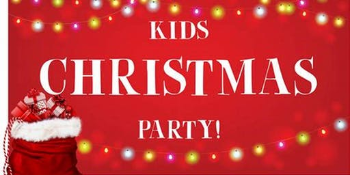 Kids Christmas Party  - Kids Cooking Class