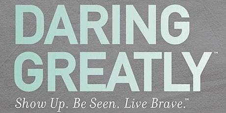 POSTPONED: Daring Greatly™ Workshop  tickets