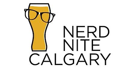 Nerd Nite: The big 5 oh tickets