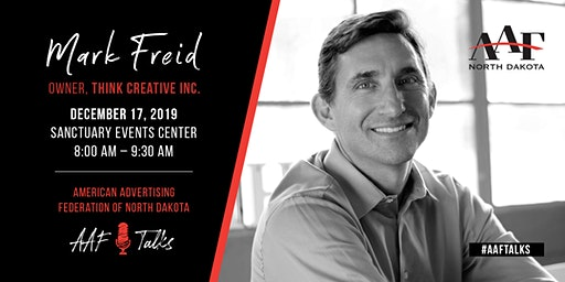 Professional Speaker Event: Mark Freid