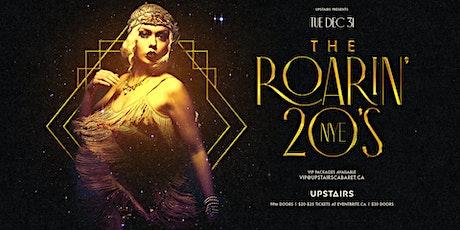 The Roarin 20s tickets