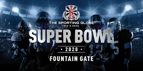 NFL Super Bowl 2020 - Fountain Gate tickets